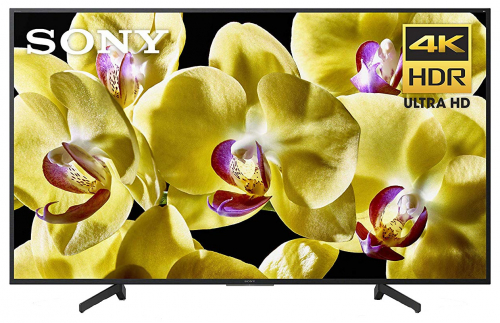 "Sony Bravia KD-43X8000G 43"" 4K Android Voice Search TV"